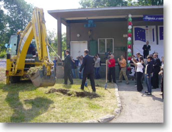 Стартира рехабилитацията на водоснабдяването в Русе